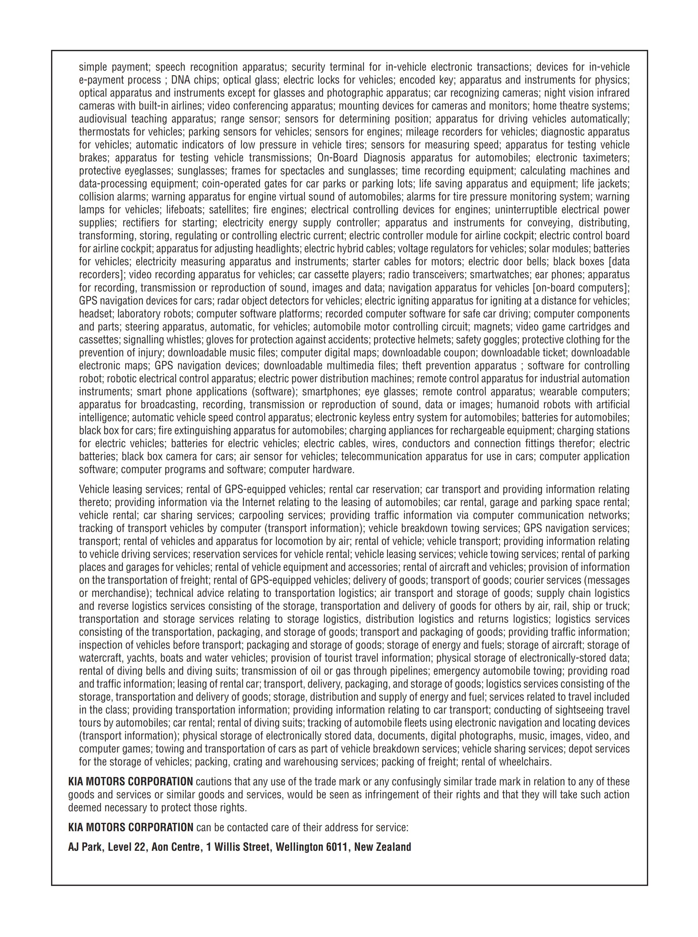 Cautionary Notice KIA ref 88772 2 f pg Jan 2021 002