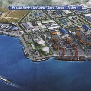 Pacific Marine Industrial Zone