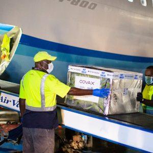COVID-19 vaccines arrive in Vanuatu