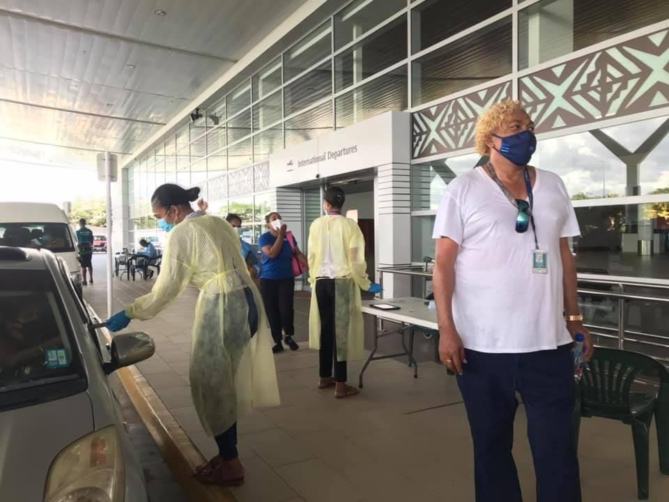 Vaccinations at Nadi International Airport