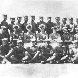 Fijian sailors on Warrior 1