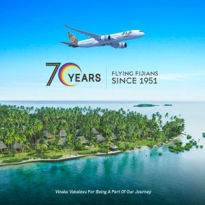 Fiji Airways 70