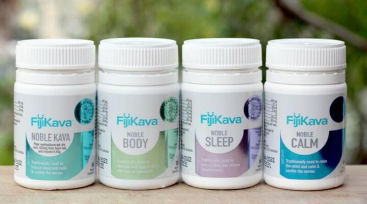 Fiji Kava products