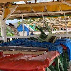 Natadola massage shed