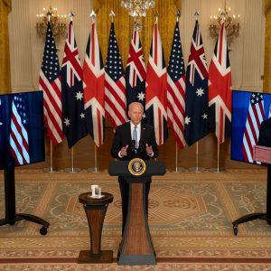AUKUS White House