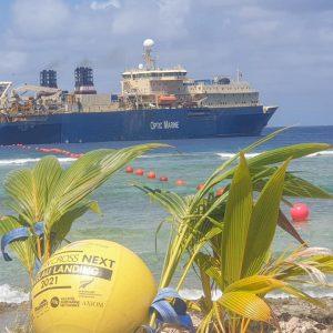 Tokelau undersea cable