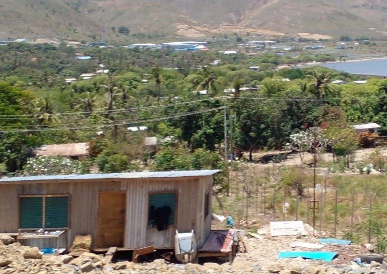Joyce Bay Settlement PNG