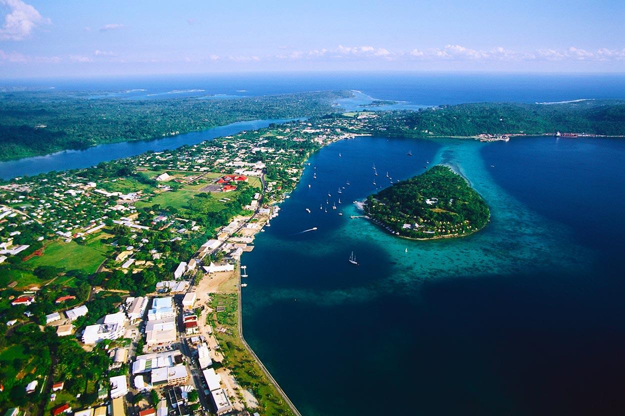 Vanuatu tax blacklist