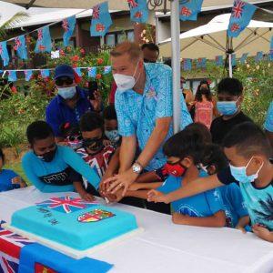 Fiji tourism Marriot resort