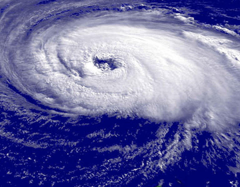 Pacific tropical cyclone